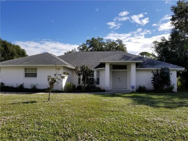 1098 William Street, North Port, FL 34286 (MLS #C7408193) :: GO Realty