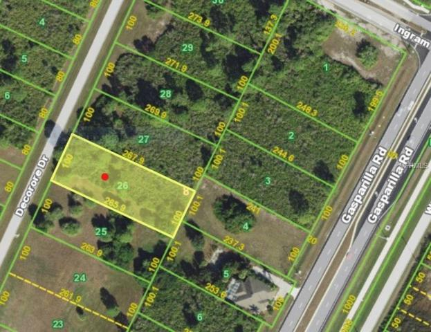 30 Decorore Drive, Rotonda West, FL 33947 (MLS #C7408254) :: Mark and Joni Coulter   Better Homes and Gardens