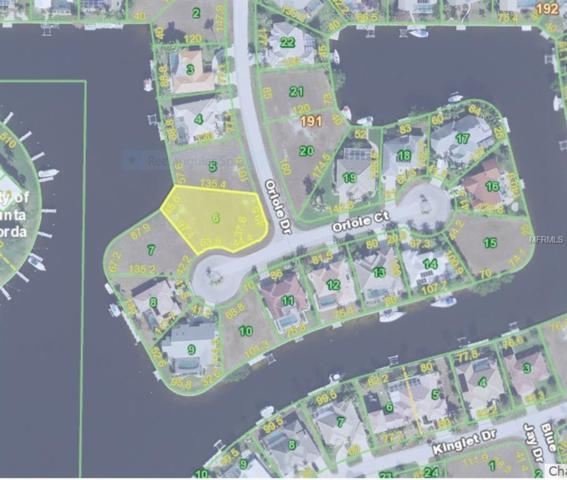 3525 Oriole Drive, Punta Gorda, FL 33950 (MLS #C7408257) :: Revolution Real Estate