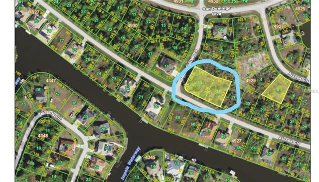 15489 Alsask Circle, Port Charlotte, FL 33981 (MLS #C7408290) :: Burwell Real Estate