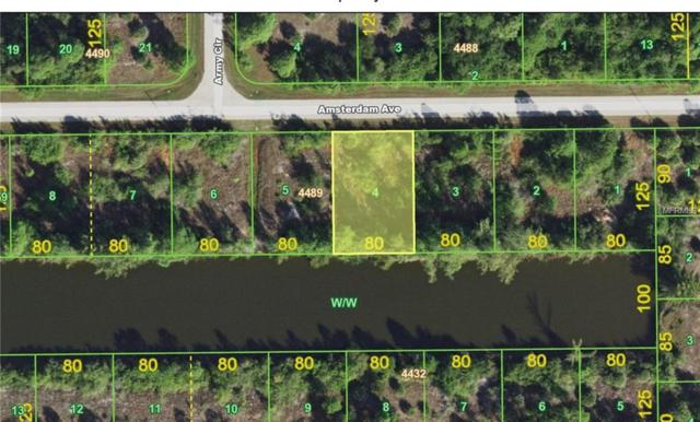 15189 Amsterdam Avenue, Port Charlotte, FL 33981 (MLS #C7408294) :: Team Touchstone