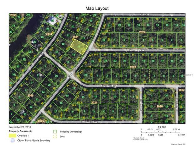 221 Dorman Street, Port Charlotte, FL 33953 (MLS #C7408360) :: Homepride Realty Services