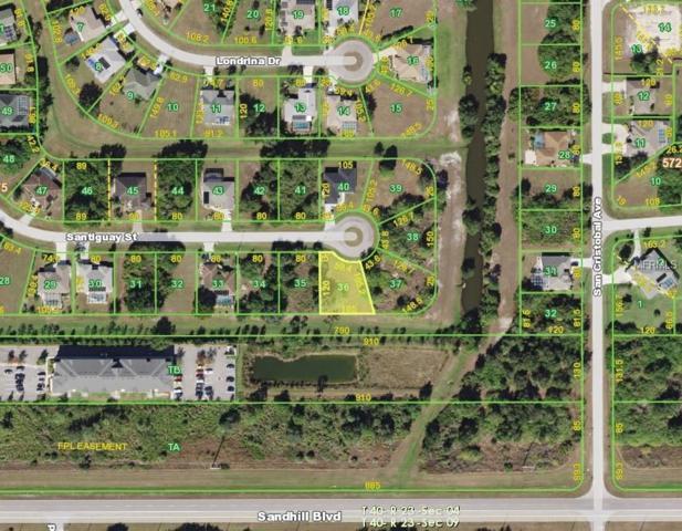547 Santiguay Street, Punta Gorda, FL 33983 (MLS #C7408361) :: Mark and Joni Coulter | Better Homes and Gardens