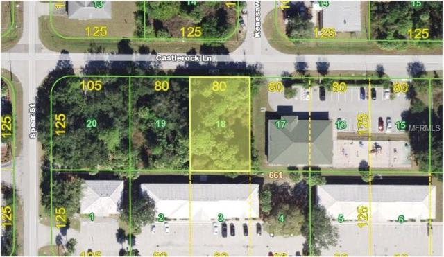 1587 Castlerock Lane, Port Charlotte, FL 33948 (MLS #C7408380) :: EXIT King Realty