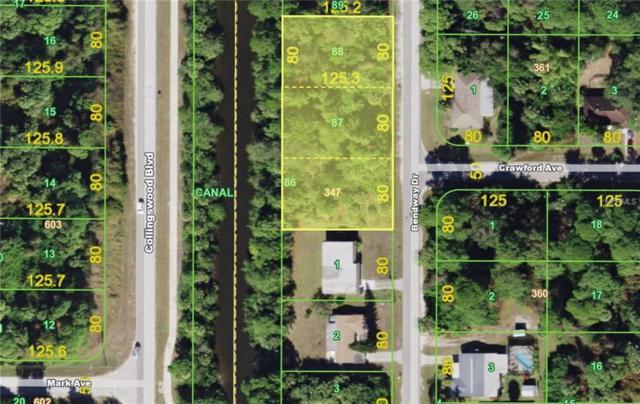 2047 Bendway Drive, Port Charlotte, FL 33948 (MLS #C7408385) :: NewHomePrograms.com LLC