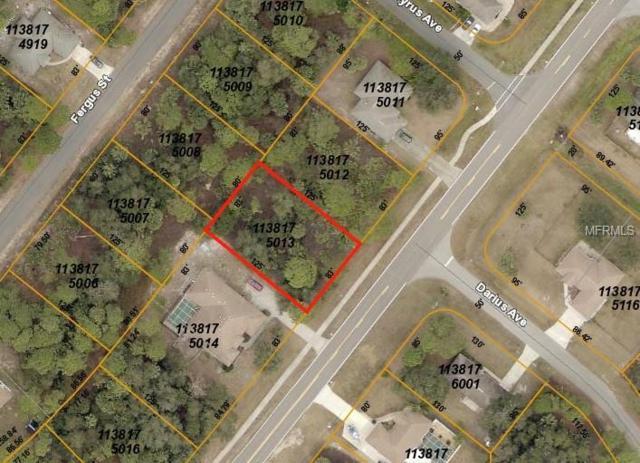 S Haberland Boulevard, North Port, FL 34288 (MLS #C7408404) :: Homepride Realty Services