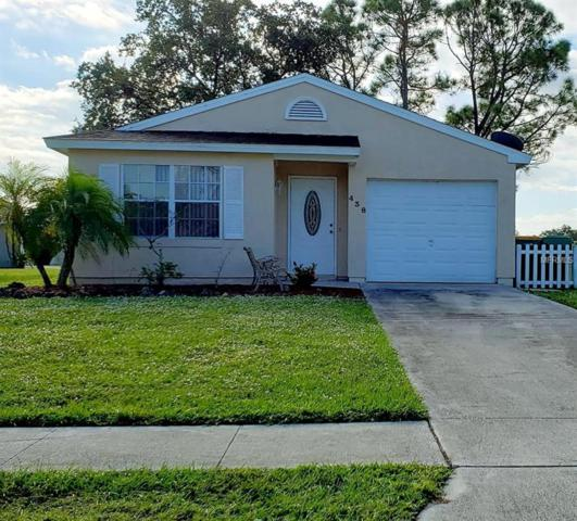 438 Ricold Terrace, Port Charlotte, FL 33954 (MLS #C7408457) :: The Duncan Duo Team
