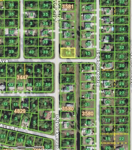 10010 Brewton Avenue, Englewood, FL 34224 (MLS #C7408524) :: Homepride Realty Services