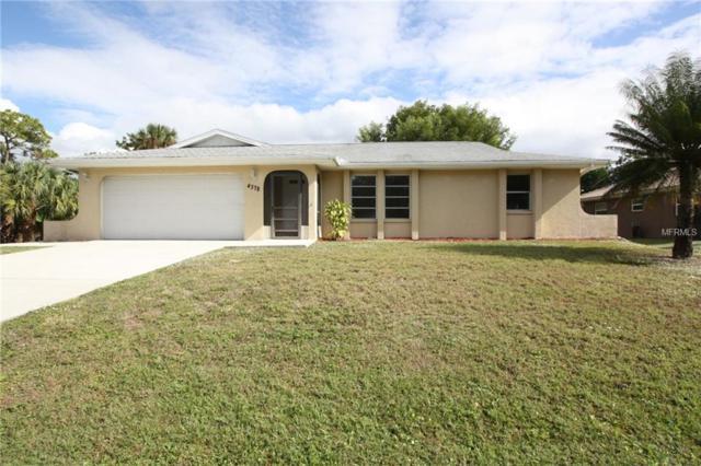 4378 Melis Street, Port Charlotte, FL 33948 (MLS #C7408552) :: Premium Properties Real Estate Services