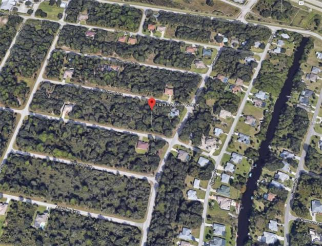 14374 Marlin Avenue, Port Charlotte, FL 33953 (MLS #C7408570) :: Homepride Realty Services