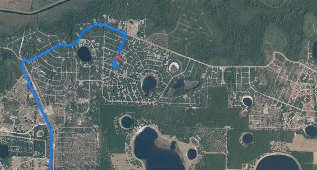 Fisher Way Pass, Ocklawaha, FL 32179 (MLS #C7408702) :: The Duncan Duo Team