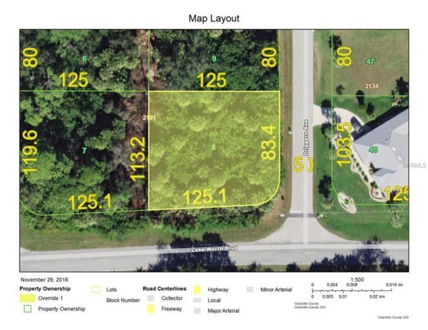 18368 Lake Worth Boulevard, Port Charlotte, FL 33948 (MLS #C7408705) :: Premium Properties Real Estate Services