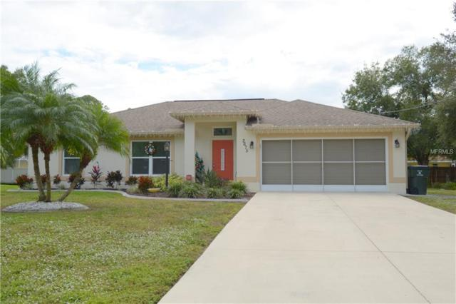 2675 Twinkle Avenue, North Port, FL 34286 (MLS #C7408747) :: Mark and Joni Coulter | Better Homes and Gardens