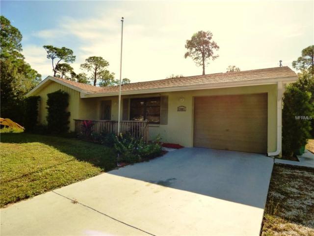 23401 Mckim Avenue, Port Charlotte, FL 33980 (MLS #C7408777) :: The Duncan Duo Team