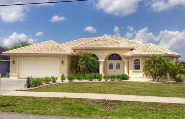 6101 Bolander Terrace, North Port, FL 34287 (MLS #C7408793) :: The Duncan Duo Team