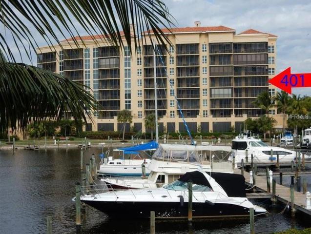 3313 Sunset Key Circle #401, Punta Gorda, FL 33955 (MLS #C7408918) :: Lovitch Realty Group, LLC
