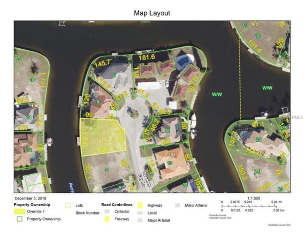 1209 Spanish Cay Lane, Punta Gorda, FL 33950 (MLS #C7408939) :: Medway Realty