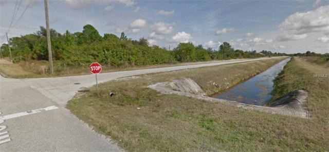 1600 Moore Avenue, Lehigh Acres, FL 33972 (MLS #C7408979) :: The Duncan Duo Team