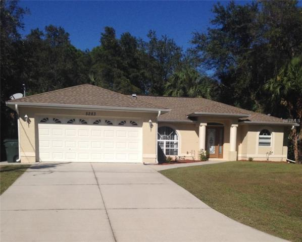 5283 Balmor Terrace, North Port, FL 34288 (MLS #C7408984) :: Remax Alliance