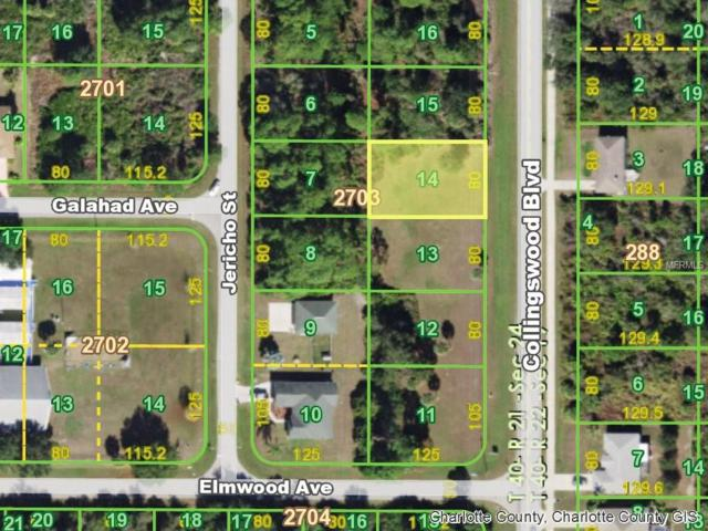 3295 Collingswood Boulevard, Port Charlotte, FL 33948 (MLS #C7409052) :: The Duncan Duo Team