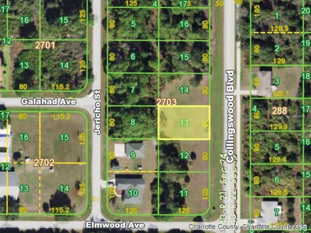 3303 Collingswood Boulevard, Port Charlotte, FL 33948 (MLS #C7409053) :: Griffin Group