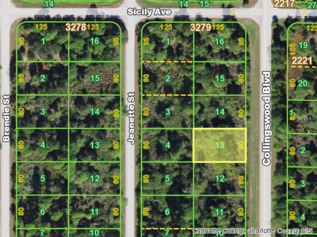 4187 Collingswood Boulevard, Port Charlotte, FL 33948 (MLS #C7409054) :: Remax Alliance