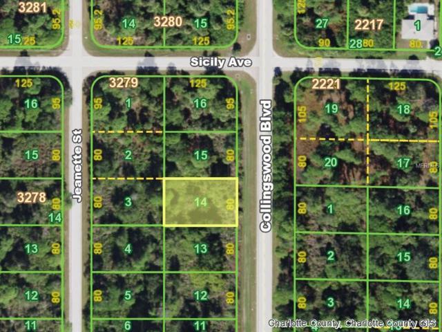 4179 Collingswood Boulevard, Port Charlotte, FL 33948 (MLS #C7409056) :: Remax Alliance