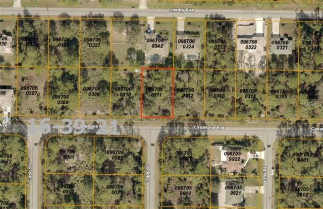 Casanova Avenue, North Port, FL 34291 (MLS #C7409063) :: Mark and Joni Coulter   Better Homes and Gardens