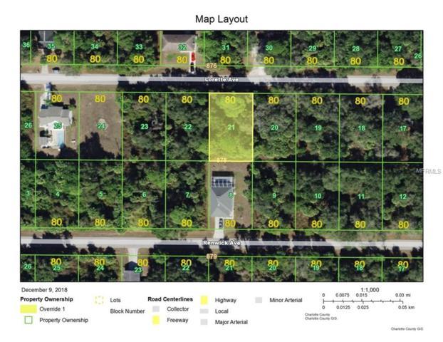20225 Lorette Avenue, Port Charlotte, FL 33954 (MLS #C7409071) :: RE/MAX Realtec Group