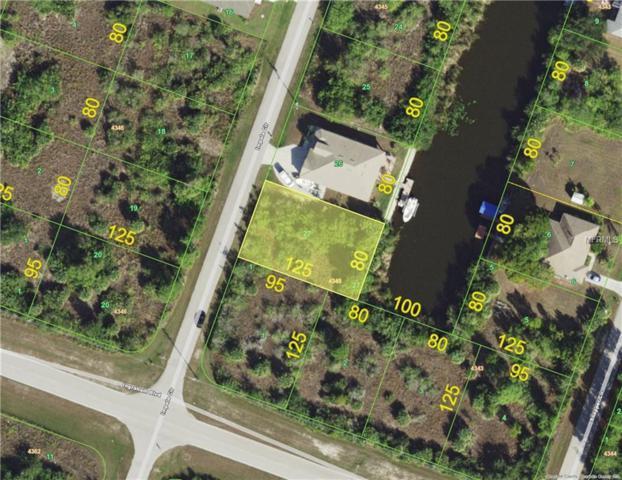 9306 Impala Circle, Port Charlotte, FL 33981 (MLS #C7409171) :: Griffin Group