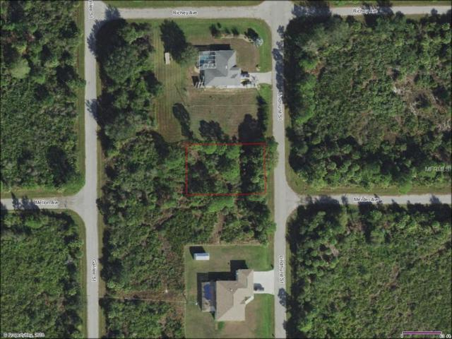 117 Lindhurst Street, Port Charlotte, FL 33953 (MLS #C7409183) :: The Duncan Duo Team