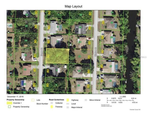 1318 Fargo Street, Port Charlotte, FL 33952 (MLS #C7409228) :: Mark and Joni Coulter | Better Homes and Gardens