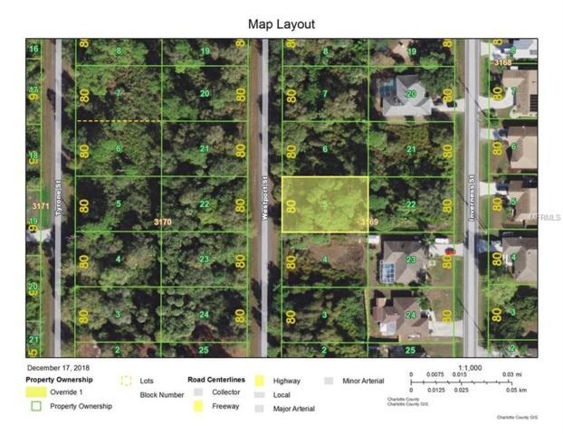 1226 Westport Street, Port Charlotte, FL 33952 (MLS #C7409229) :: Homepride Realty Services