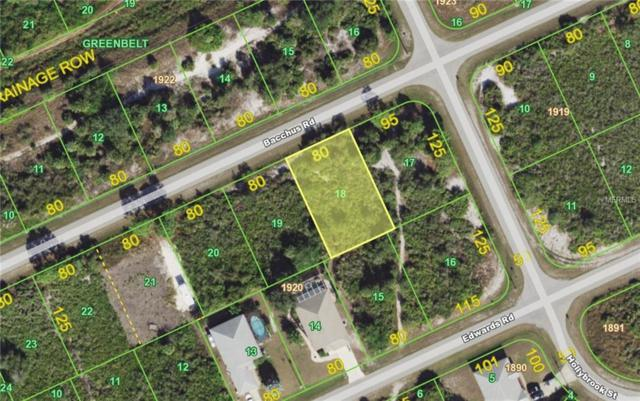 12173 Bacchus Road, Port Charlotte, FL 33981 (MLS #C7409248) :: Mark and Joni Coulter | Better Homes and Gardens