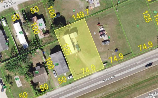 4827 Duncan Road- Lot 8, Punta Gorda, FL 33982 (MLS #C7409289) :: Griffin Group