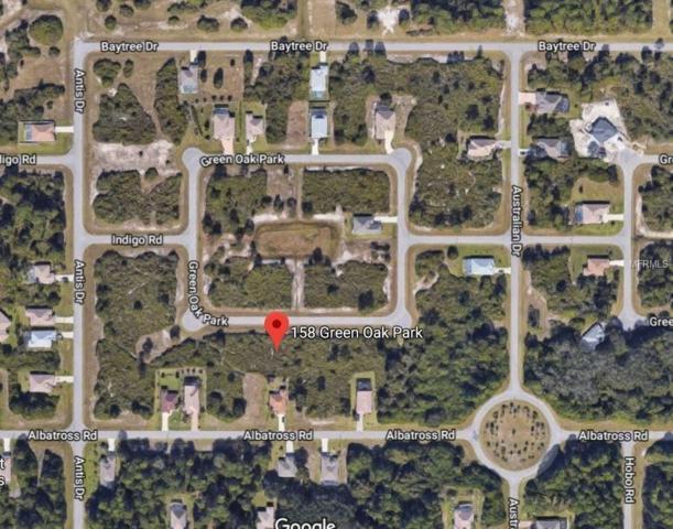 158 Green Oak Park, Rotonda West, FL 33947 (MLS #C7409344) :: The BRC Group, LLC