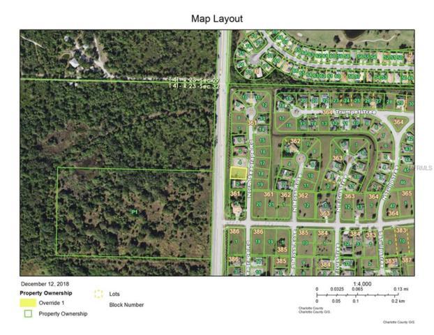 7353 N Seagrape Road, Punta Gorda, FL 33955 (MLS #C7409354) :: Homepride Realty Services