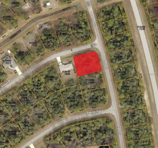 Bannock Circle, North Port, FL 34288 (MLS #C7409381) :: The Duncan Duo Team