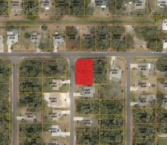 San Pedro Avenue, North Port, FL 34288 (MLS #C7409391) :: Homepride Realty Services