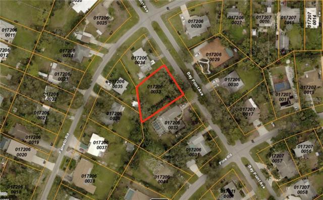 Bay Point Avenue, Nokomis, FL 34275 (MLS #C7409410) :: McConnell and Associates