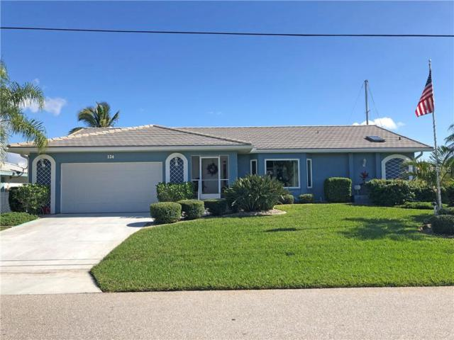 124 Colony Point Drive, Punta Gorda, FL 33950 (MLS #C7409412) :: Beach Island Group