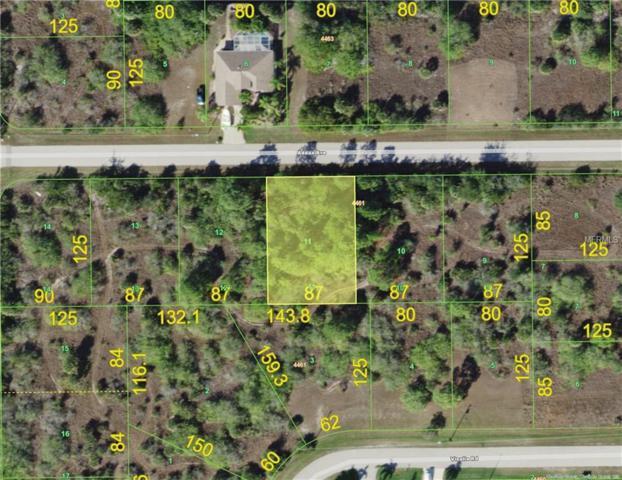 15347 Addax Avenue, Port Charlotte, FL 33981 (MLS #C7409486) :: Medway Realty