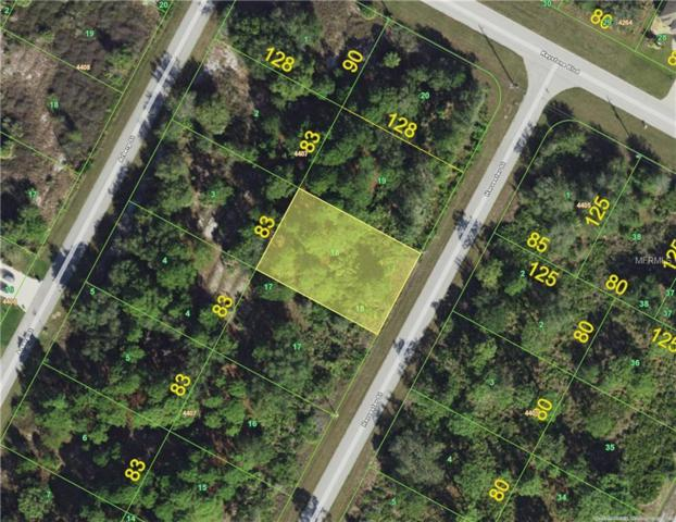 9199 Harvester Street, Port Charlotte, FL 33981 (MLS #C7409488) :: Medway Realty