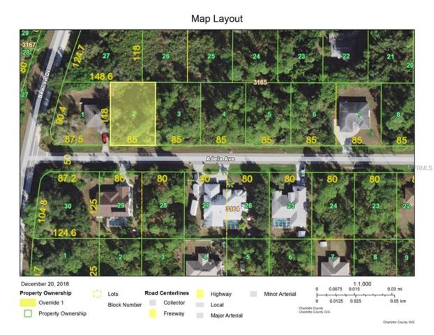 23156 Adela Avenue, Port Charlotte, FL 33952 (MLS #C7409548) :: Homepride Realty Services