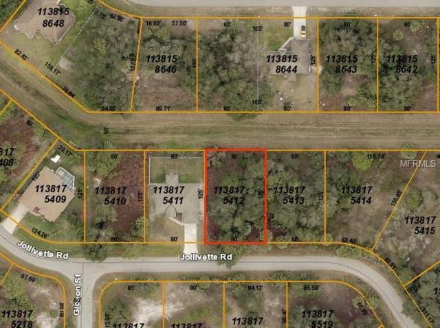 Jollivette Road, North Port, FL 34288 (MLS #C7409559) :: Griffin Group
