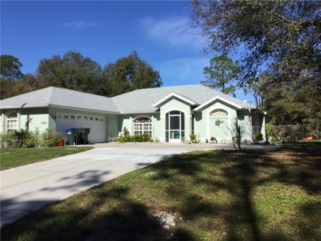 4450 Belladonna Avenue, North Port, FL 34286 (MLS #C7409658) :: Griffin Group