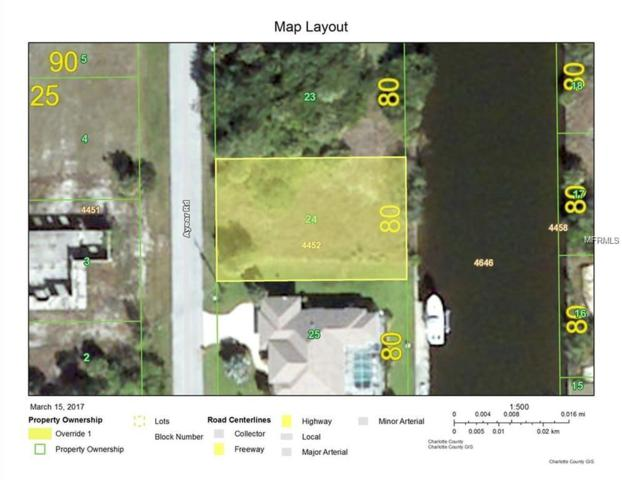 10576 Ayear Road, Port Charlotte, FL 33981 (MLS #C7409669) :: Homepride Realty Services