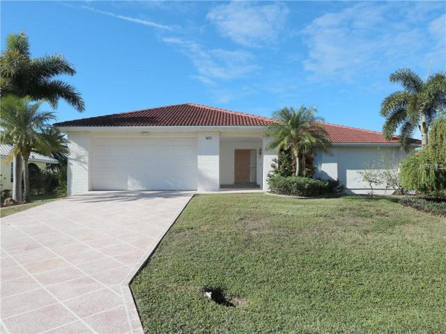 3871 Bordeaux Drive, Punta Gorda, FL 33950 (MLS #C7409683) :: RE/MAX CHAMPIONS
