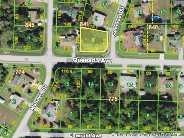 1263 Somerset Street, Port Charlotte, FL 33952 (MLS #C7409731) :: Homepride Realty Services