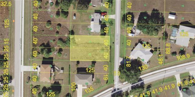 2497 Magellan Terrace, Punta Gorda, FL 33983 (MLS #C7409732) :: Homepride Realty Services